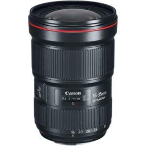 Obiectiv Canon 16-35mm f2.8