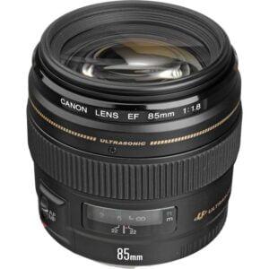 Obiectiv Canon 85mm f1.8