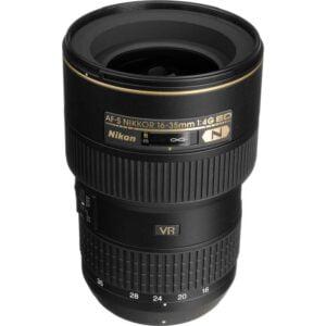 Obiectiv Nikon 16-35mm f4