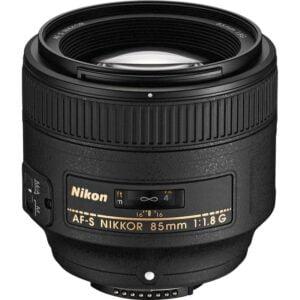 Obiectiv Nikon 85mm f1.8