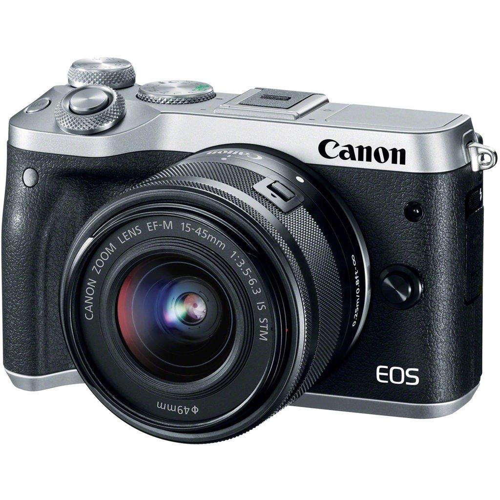 Canon M6 Mark II aparat vlogging 2