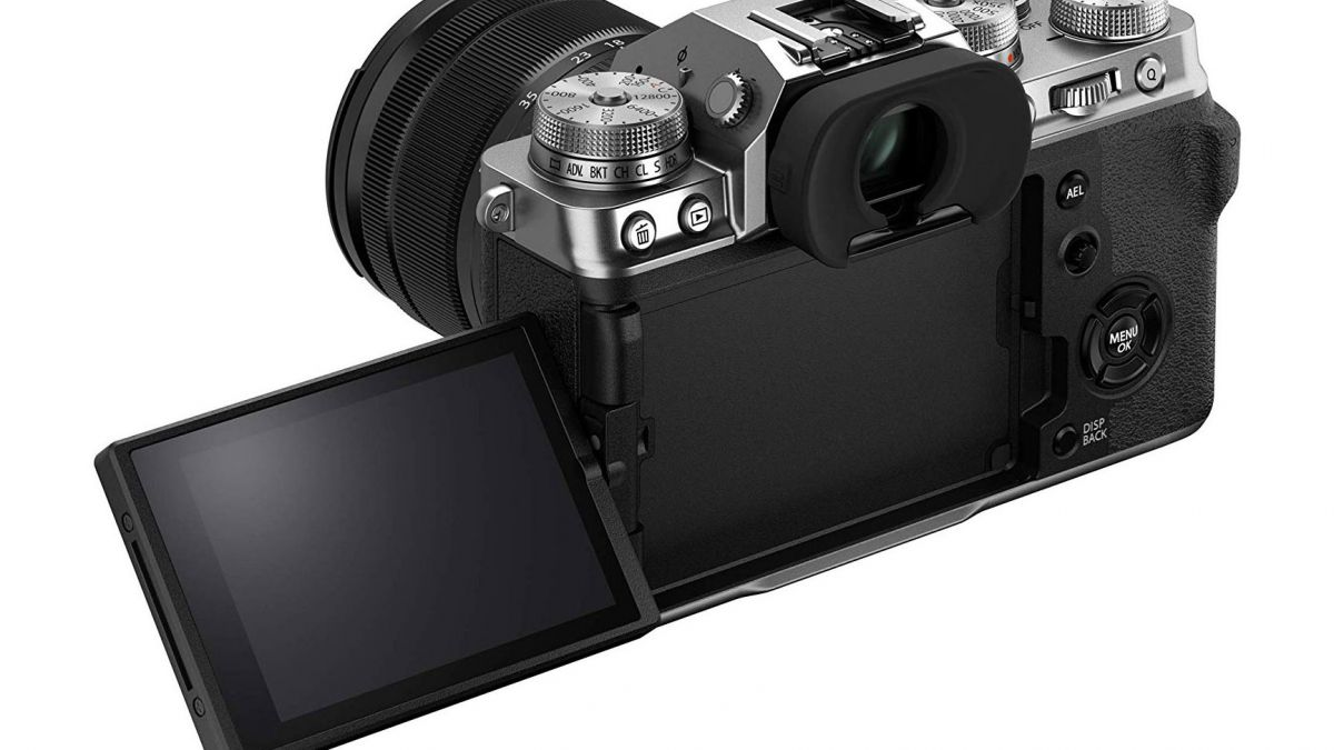 Fuji X-T4 Fujifilm aparat de vlogging camera de vlogging romania 2