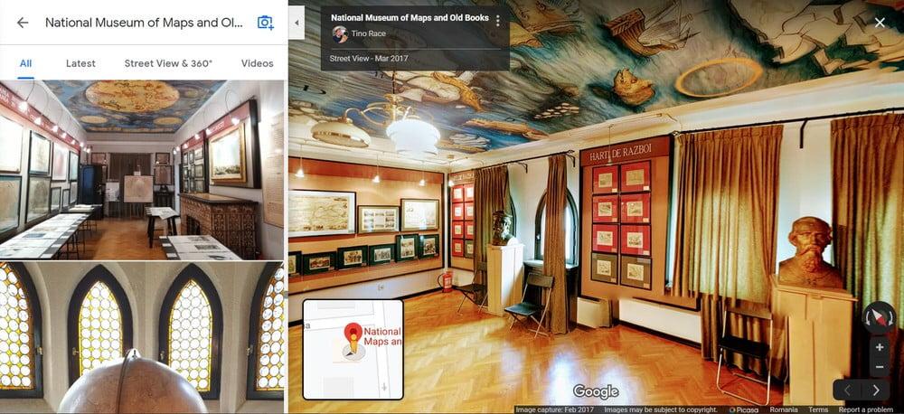Muzeul National al Hartilor si Cartii Vechi