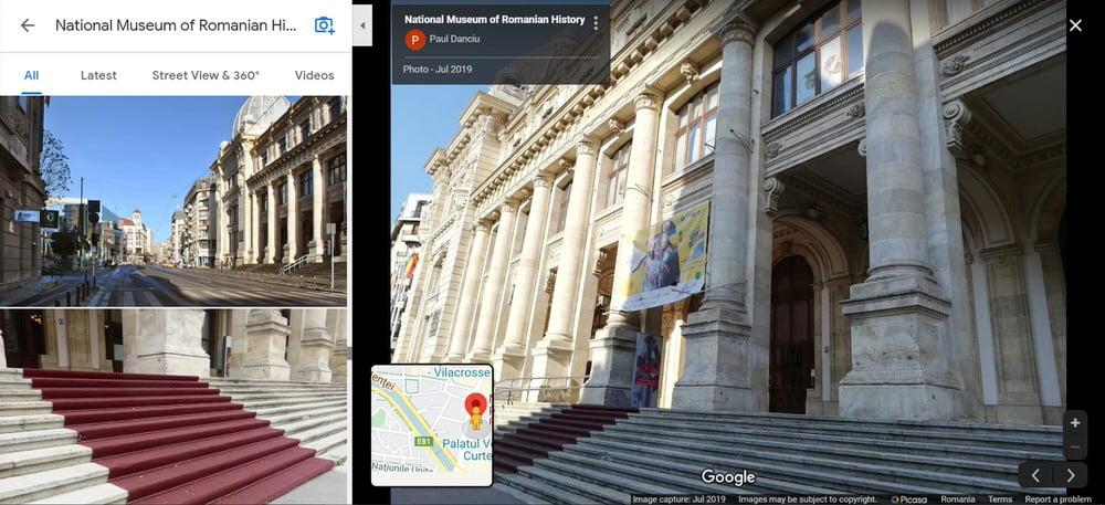 Muzeul National de Istorie a Romaniei imprejurimi sedinta foto centru vechi