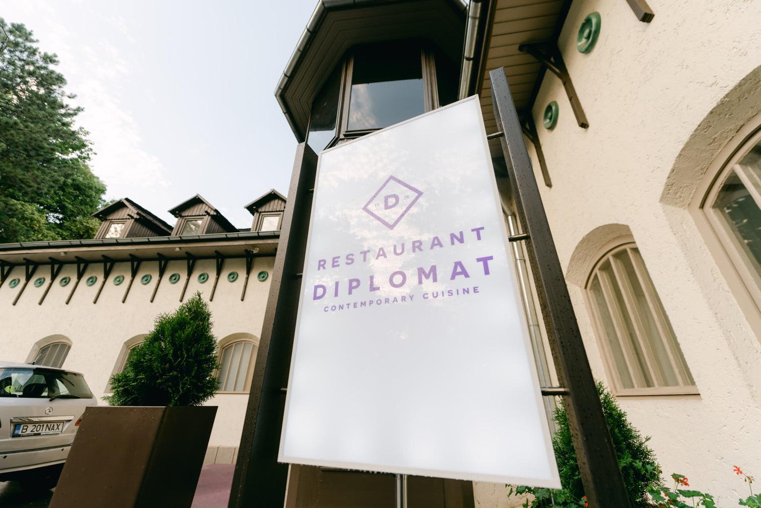 restaurant Diplomat Herastrau Bucuresti