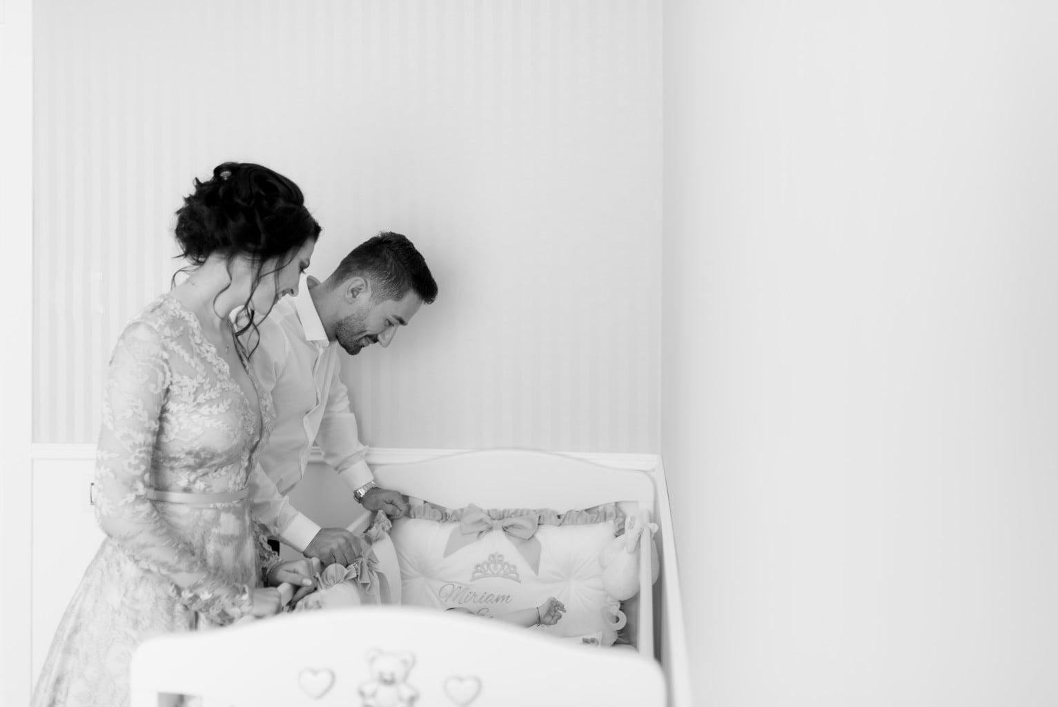 sedinta foto pregatiri bebelus botez