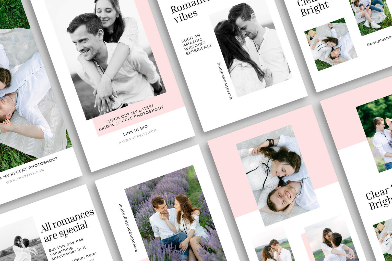 Shop Instagram Stories for wedding photographers (1)